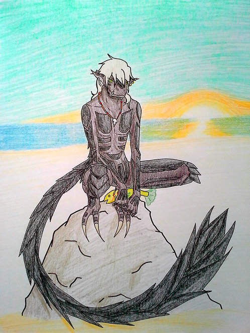 Custom Conjure: Maagi