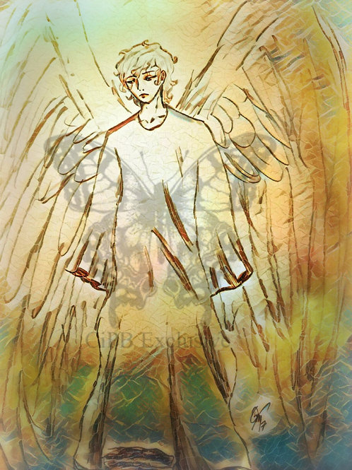 Custom Conjure: Chapel Angels