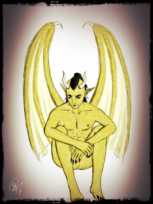Custom Conjure: Marble Demons