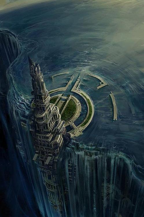 Petite Dimension Template: Taitekalet, The Edge of the World
