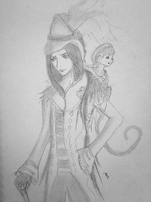 Custom Conjure: Silver Pirates