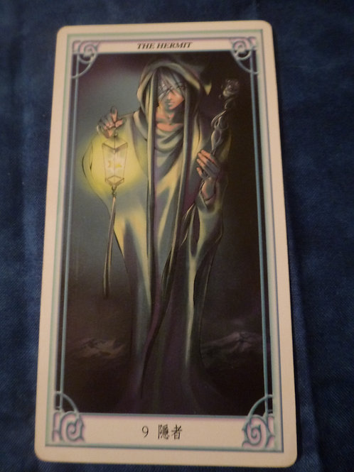 Oversouls of the Tarot: The Hermit