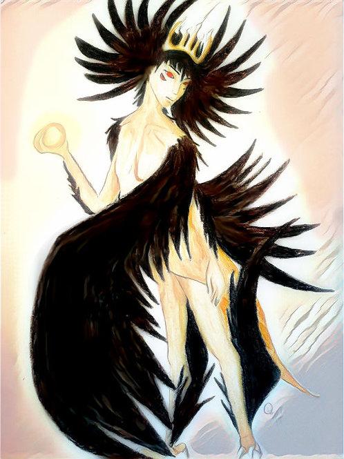 Custom Conjure: Omega Seraphim