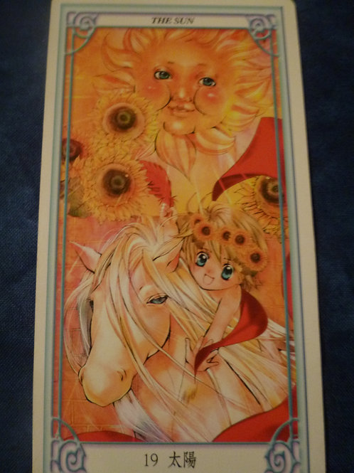 Oversouls of the Tarot: The Sun