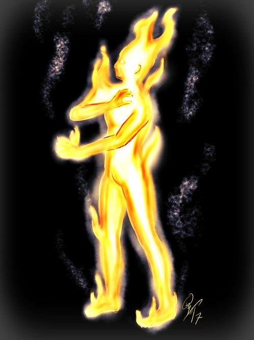 Custom Conjure: Embers