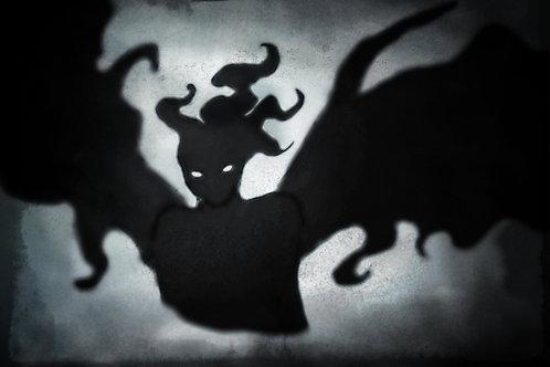 Custom Conjure: Umbran Angels