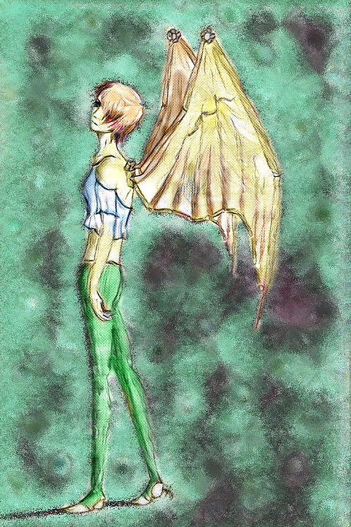Custom Conjure: Shifting Angels