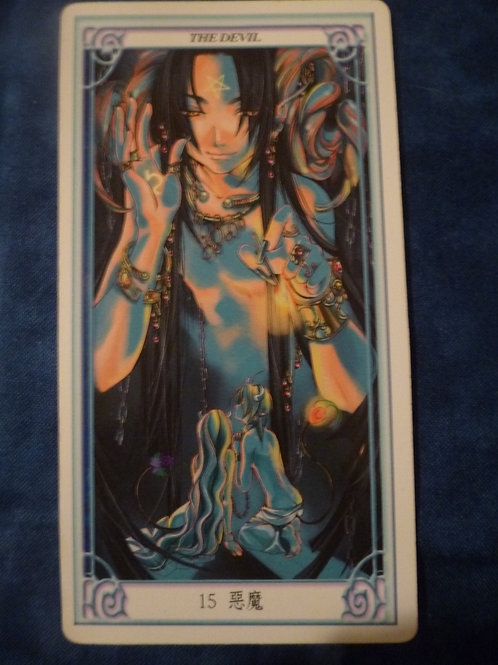 Oversouls of the Tarot: The Devil