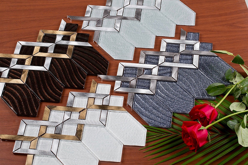 Hexa Mosaic Collection
