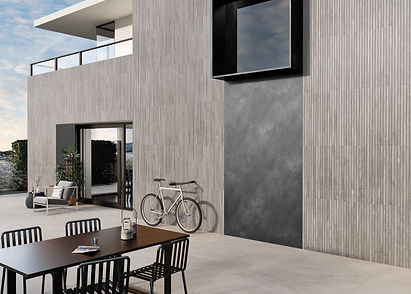 Kenridge Ribbon Grey 24x48 Artwood Tiles