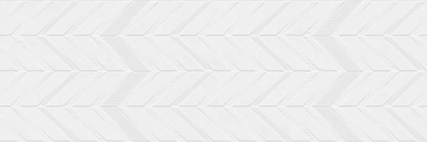 Chevron Pure White Tile
