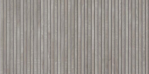 Kenridge Ribbon Grey 24x48 Porcelain Tile by Mirrella