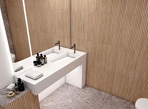 Terrazo Artic Honed and Kenrdige Ribbon Maple Porcelain Tiles.jpg