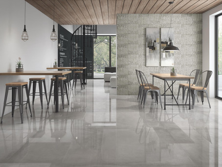 Self-Cleaning and Anti-Bacterial Floor and Wall Tiles (Healthy and Clean Tiles)