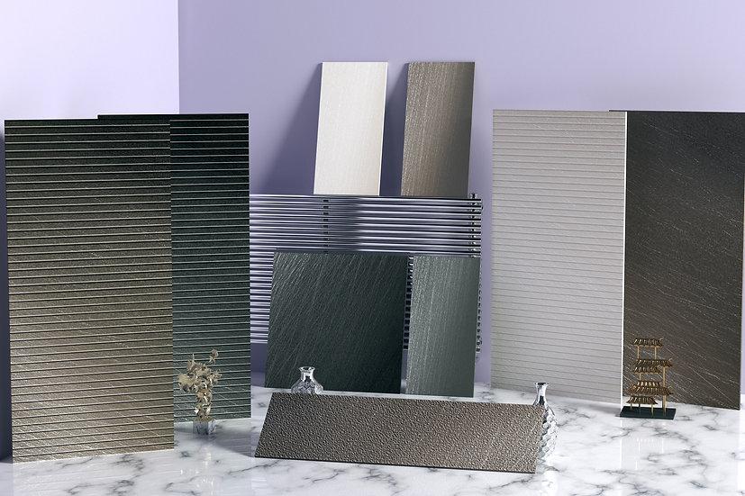Titanium Collection | Sample