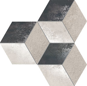Angela Haris Mosaic Tris Ionic Porcelain Tile.jpg