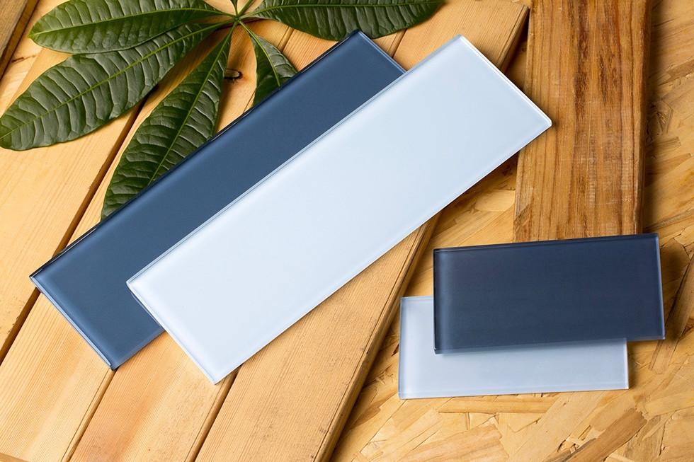Mirrella Tile, Glass Subway Tiles