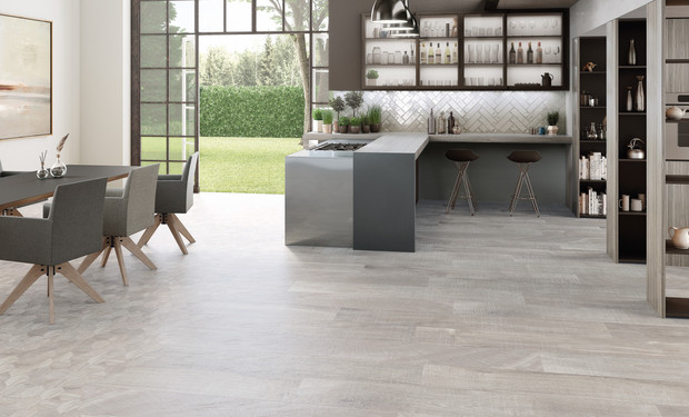 Artwood Grey Porcelain Tile