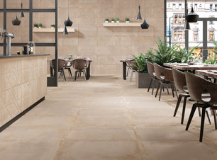 AMB RUGGINE MIRAGE 45X90 TAUPE PAV RUGGI