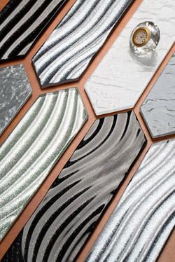 Hexagon Glass Tile/01