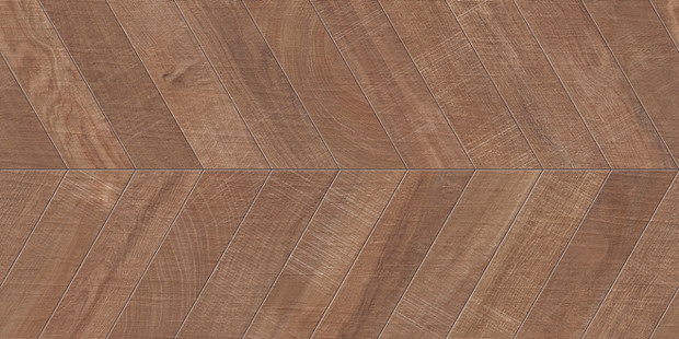 "24""x48"" Chevron Kenridge Wook Look Tile by Mirrella"