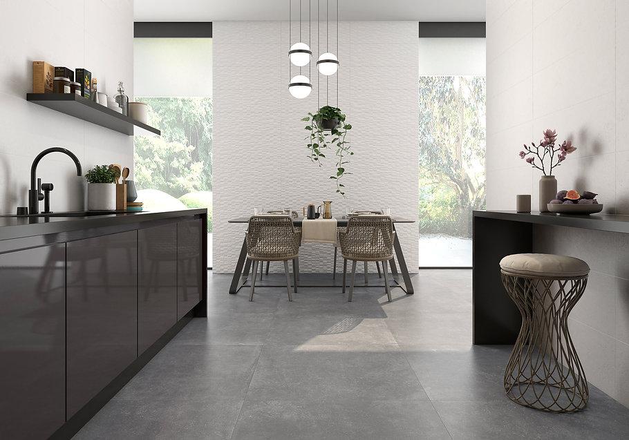 12x36 Candle Pure White Tile. Angela Harris Walsh Sirte Snow 12x36 Matte Ceramic Tile
