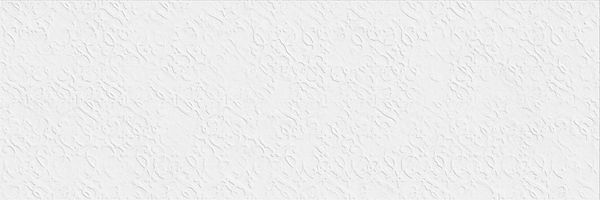 Textured Pure White Tile - Candle