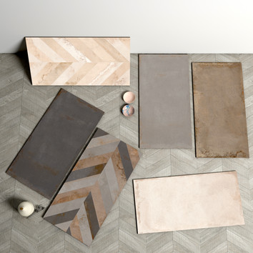 Ruggine Rustic and Chevron Kenridge 1.1.