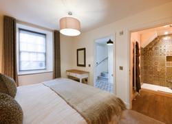 Lower Bedroom and Bathroom