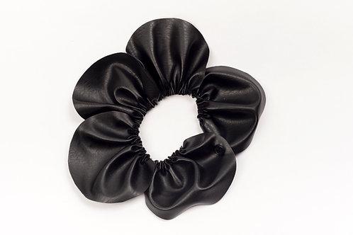 Flower-à-porter total black