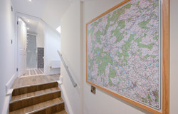Hall to Upper Bathroom