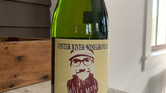 Oyster River Wildman Cider  -Maine, tart, funky, dry, so good