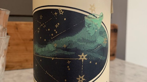 Day Wines Twinkle Twinkle, asian pear and oceanic brine, fresh!