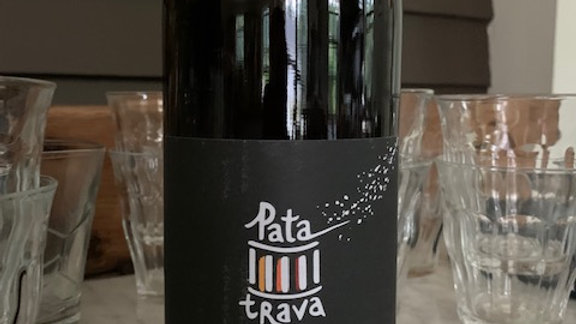 Ktima Ligas Pata Trava Rosé from Greece!  Delish, unique w/ an extra long finish