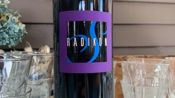 Radikon Friuli Sivi skin contact pinot gris, legendary