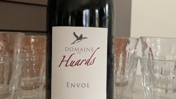 Domaine Huards Envol Cheverny, drinking beautifully right now