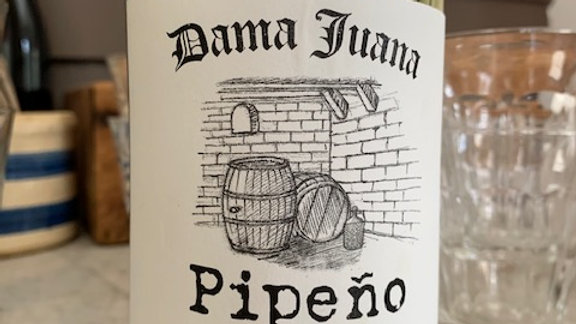 Dama Juana Pipeño, a lovely rustic País from Chile