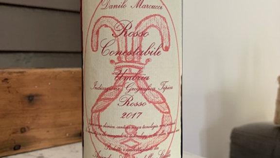 Vini Conestabile  della Staffa Rosso - fresh raspberry, rose petal and spice