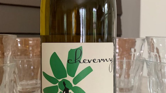 Villemade Cheverny Blanc, rather elegant, yet snappy and versatile