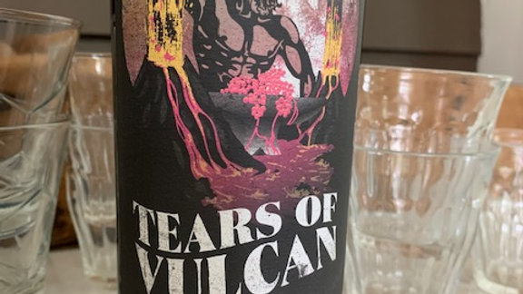 Day Wines, Tears of Vulcan - Fat, fleshy and ripe w/ endless depth of character