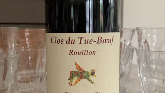Clos de Tue-Boeuf Rouillon - All berries with a slap of earth and spice, divine