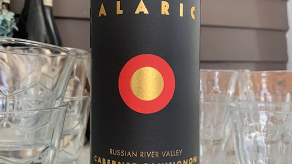 Inconnu Alaric Cabernet Sauvignon another awesome wine from a badass woman maker