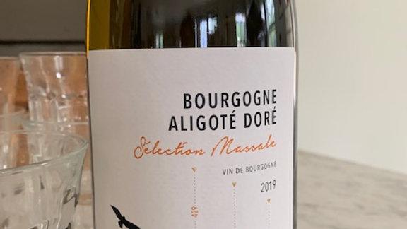 Champy Bourgogne Aligoté Doré - mmmm Aligoté- powerful, precise, clear, crisp