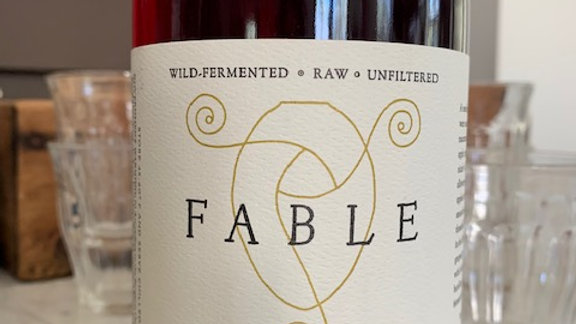 Fable Farm Jalu sparkling apple/grape cider, I adore Fable Farm, pure life force
