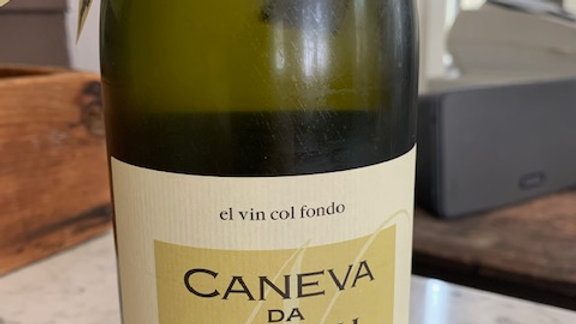 Caneva da Nani - minerally, floral, one of my all time favorites