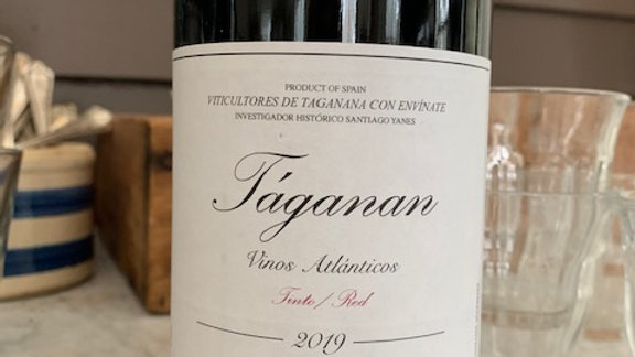Envinate Táganan Tinto- honest, exciting and a long satisfying finish