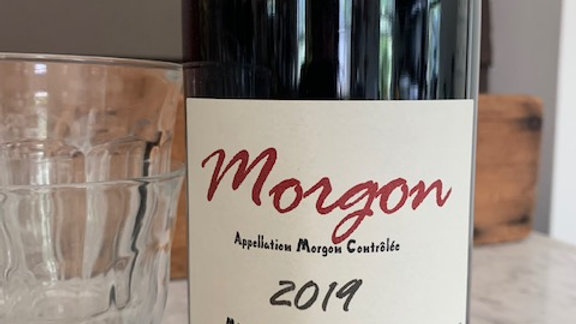 Georges Descombes Morgon,Balanced, fun and lively Gamay
