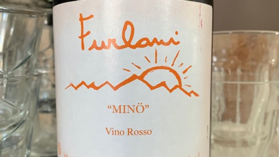 Furlani Mino Rosso, lip smacking juicy red fruit
