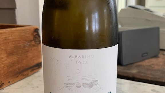 Albamar Albarino -Live, fresh, aromatic and savory