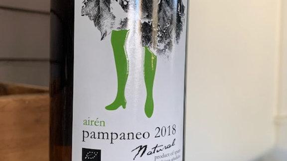 Escencia Rural Pampaneo Blanco Narural Airen Castilla- Fun, funky, great price